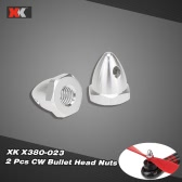 2Pcs Original XK X380-023 CW Bullet Head Nut of CCW Motor for XK X380 RC Quadcopter