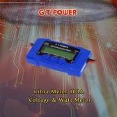 G.T.POWER Libra Meter 100A Voltage & Watt Meter/ Battery Checker/ Self-balancer Tester