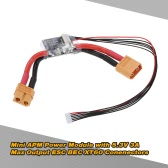 Mini APM Flight Control Board Power Module Kit with 5.3V 3A Max Output ESC BEC XT60 Conenectors