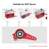 Original KST 25T CNC Metal Servo Arm for KST Servos