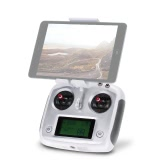 Original Flysky FS-i6s 2.4G 10CH AFHDS 2A Touchscreen Transmitter and FS-iA10 10CH Receiver Phone Bracket for RC Airplane Multicopter Helicopter