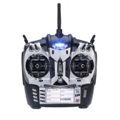 Origianal JR PROPO XG14 2.4GHz 14CH DMSS Transmitter with RG812BX XBUS Receiver for Multicopter Helicopter Airplane