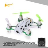 Original Hubsan H111D Nano Q4 5.8G FPV 480P Camera RC Quadcopter with 4.3inch Screen Transmitter