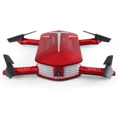 GoolRC T37 Mini 2.4G 6-Axis Gyro WIFI FPV 720P HD Cámara Quadcopter Plegable G-sensor RC Selfie Pocket Drone