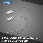 1 Pair Original JJRC CW/CCW Motor H8D-05 and H8D-06 for H8D RC Quadcopter