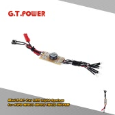 G.T.POWER Mini-Z RC Car LED Light System for AWD MR03 MR02 IW02 IW04M