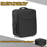 New Nylon Carrying Case Shoulder Bag Backpack for DJI Phantom 4 FPV Quadcopter