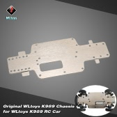 Original WLtoys K989-01 Chassis for WLtoys K969 K979 K989 K999 1/28 Scale RC Car