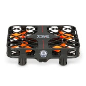 Original HappyCow 777-382 2.4G 4CH 6-Axis Gyro RC Quadcopter Anti-Crash 3D Flip Headless Mode RTF Drone