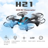 Original JJRC H21 2.4G 4CH 6-Axis Gyro RTF Drone 3D Flip CF Mode One Key Return RC Hexacopter