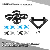 H36 Bottom Body Shell 4 Pair Propeller Camera Fixing Mount Set for Blade Inductrix BLH8700 BLH8580 NH-010 E010 JJRC H36 RC Quadcopter