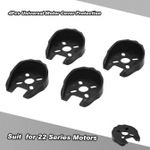 4Pcs Universal Motor Cover Protection for 22mm Series Motors