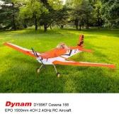Dynam DY8967 Cessna 188 EPO 1500mm 4CH 2.4GHz RTF RC Aircraft