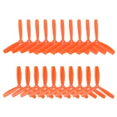 10 Pairs 6045 3-blade CW CCW Bullnose Propeller for QAV250 280 300 Racer 250 FPV Racing Quadcopter