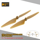 2Pcs Original Hubsan H501S-05G CW Propeller Blade  RC Part for Hubsan H501S RC Quadcopter