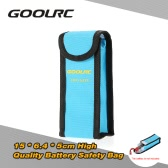 GoolRC 15 * 6.4 * 5cm High Quality Glass Fiber Explosion-proof Fireproof RC LiPo Battery Safety Bag Safe Guard Charge Sack