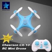Original Mode 1 Cheerson CX-10 2.4G 6-Axis Gyro RTF Mini Drone