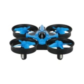 Ursprüngliche JJR / C H36 2.4G 4CH 6-Achsen-Gyro 3D-Flip Headless Modus One-Key Return Anti-Crush UFO RC Quadcopter RTF Drone
