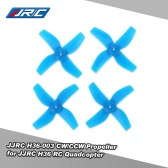 2 Pair Original JJRC H36-003 CW/CCW Propeller for Inductrix JJRC H36 RC Quadcopter