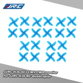 10 Pair Original JJRC H36-003 CW/CCW Propeller for Inductrix JJRC H36 RC Quadcopter