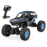 Original WLtoys 10428-D 1/10 2.4G 4WD Electric Brushed Crawler RTR RC Car