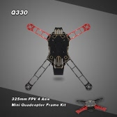 Totem Q330 325mm 4 Axis Mini Quadcopter Frame Kit for FPV Aerial Photography