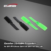 2 Pairs Original RC Part Gemfan 3545BN Propellers for DIY mini Race FPV Drone QAV150 QAV160 QAV180
