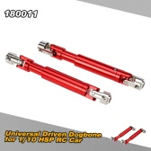 180011 Modified Parts Universal Driven Dogbone for 1/10 HSP 94180 Off-road Crawler RC Car