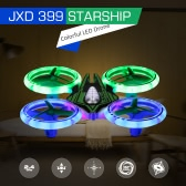 JXD 399 Colorful Light RC Quadcopter Mini Drone