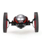 HappyCow 777-359 2.4GHz Radio Control Jumping Stunter RC Bounce Car with Flexible Wheels and LED Light