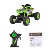 CREATIVE DOUBLE STAR 1139 1/18 2.4G 4WD RTR King Turned Climb Off-road Rock Crawler RC Car