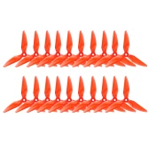 10 Pairs KINGKONG 5051 3-Blade Propeller CW/CCW for QAV250 LS210 Racer250 FPV Racing Quadcopter