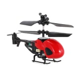 QS QS5012 2CH Micro Infrared Helicopter RC Drone Aircraft
