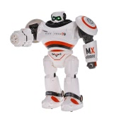 JJR/C R1 Intelligent Programmable Slide Walk Shoot Missile Dancing Infrared Control Robot