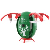 JJRC H66 Christmas Gift Egg Drone Wifi FPV RC Quadcopter - RTF