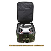 DJI Phantom Vision 1/2 Walkera QR X350 Pro RC Quadcopter Universal Shoulder Camouflage Backpack Outdoor Flight Quadcopter Portable Bag
