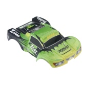 Original Wltoys A969 1/18 Rc Car Shell Green A969 07 Part for Wltoys RC Car Part (Wltoys A969 Car Canopy,Wltoys A969 Part A969 07)