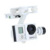 Walkera White Plastic Version G-2D Brushless Gimbal for iLook/GoPro Hero 3 on X350 Pro FPV   Quadcopter