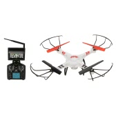 Wltoys V686G 2.4G 4CH Real Time Transmission FPV Drone UFO Quadcopter With 2MP HD Camera Headless Mode