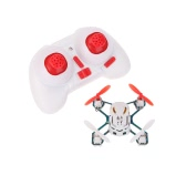 Original Hubsan NANO Q4 H111 4-CH 2.4GHz Mini RC Quadcopter RTF UFO Drone with 6-axis Gyro/LED Light