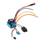 120A Sensored Brushless Speed Controller ESC for 1/8 1/10 1/12 Car Crawler