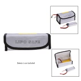 GoolRC Muiltifunction Lipo Battery Explosion-proof 185*75*60mm Bag Safty Bag Lipo Gurad Bag Battery Protection Bag for LiPo Battery Charging