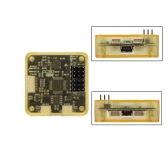 New STM32 32-Bit Open Pilot CC3D Atom Mini CC3D Evo Flight Controller with Flexible Straight Pin for Quadcopter Multicopter