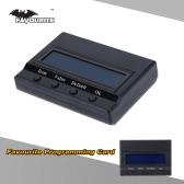 Favourite LCD Programming  Card for  Brushless Car Boat ESC