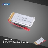 Original JJRC H12C RC Part 3.7V 750mAh Lipo Battery H12C-10(VA30) for JJRC H12C RC Quadcopter