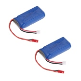 RC Part 7.4V 1200mAh Battery for WLtoys V666 JJRC H16 Yizhan X6 Quadcopter