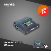 Original iMaxRC X100 Released Touch Screen 100W LiPo LiFe NiCd NiMh Battery Balance Charger Discharger