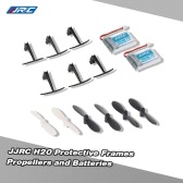 Original JJRC H20 RC Hexacopter Part H20-05 Protective Frames H20-07 Propellers and H20-04 Batteries for JJRC H20 RC Hexacopter