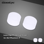 GoolRC Advanced Transparent Lens Cap Protective Cover for DJI Phantom 3
