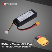 Original Walkera Runner 250 FPV Quadcopter Parts 11.1V 2200mAh Runner 250-Z-26 Li-po Battery